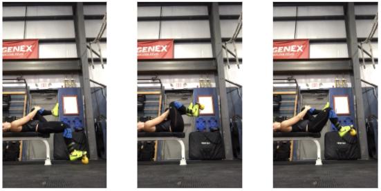 Eccentric Hip Flexor Strengthening