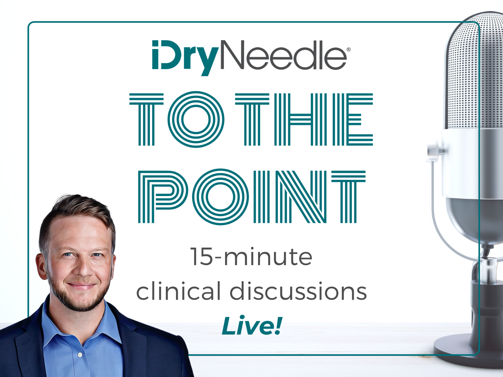 IDRY NEEDLE TO THE POINT PODCAST