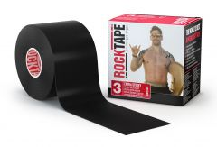 "RockTape EXTRA STICKY Level 3 (Black) 2""x16.4'"