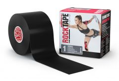 "RockTape GENTLE Level 1 (Black) 2""x16.4'"