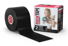 "RockTape STANDARD Level 2 (Black) 2""x16.4'"