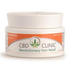 CBD Clinic Level 3 Moderate Muscle & Joint (44g)