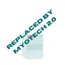 Myotech Dry Needles 0.25x30mm now available in 2.0