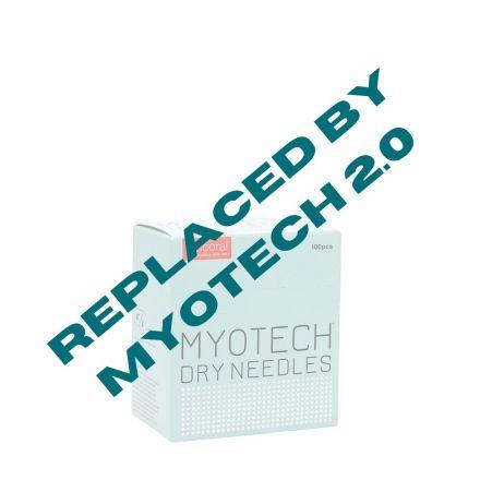 .30X50MM MYOTECH DRY NEEDLES REPLACED BY MYOTECH 2.0 ELITE DRY NEEDLES