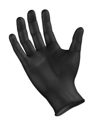 Powder Free Nitrile Exam Gloves Small