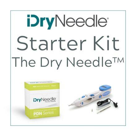 iDryNeedle Starter Kit featuring The Dry Needle™