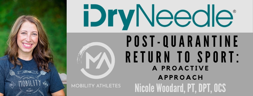 Post-Quarantine Return to Sport: A Proactive Approach