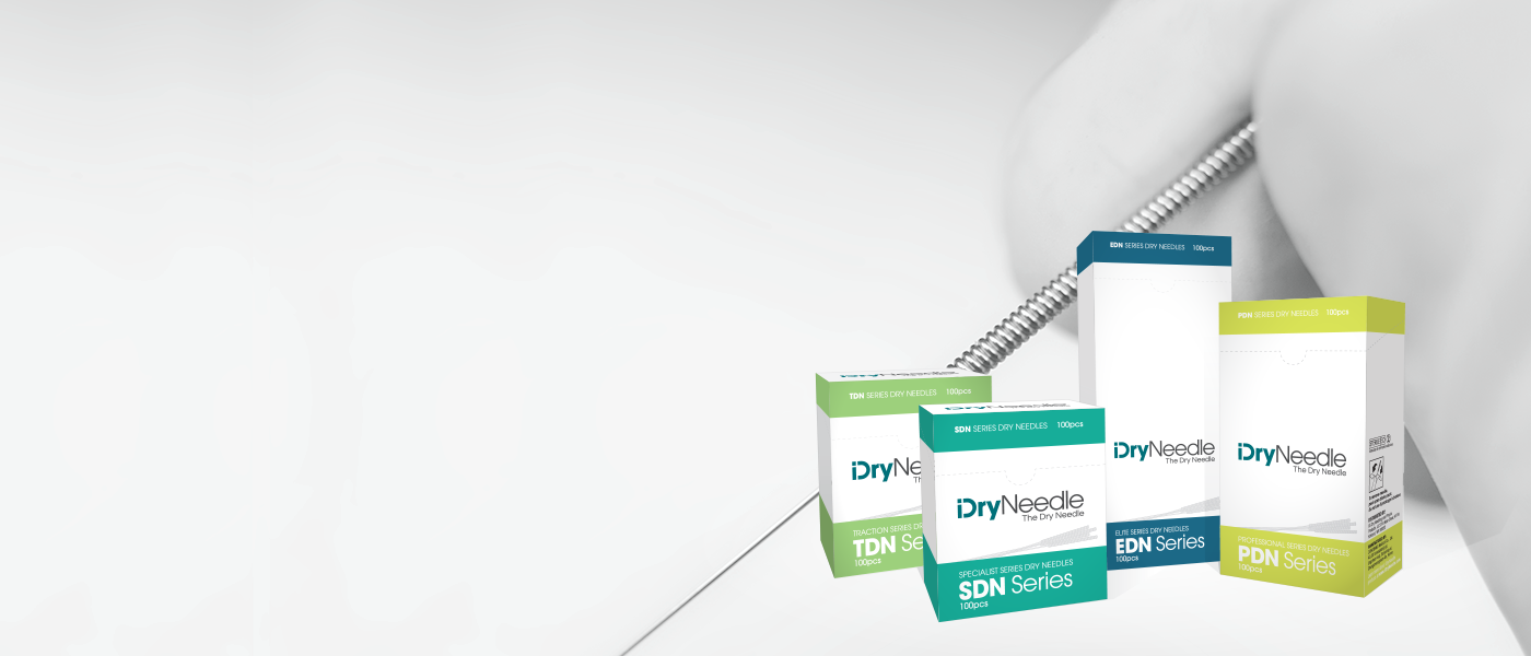 The Dry Needle Release Banner